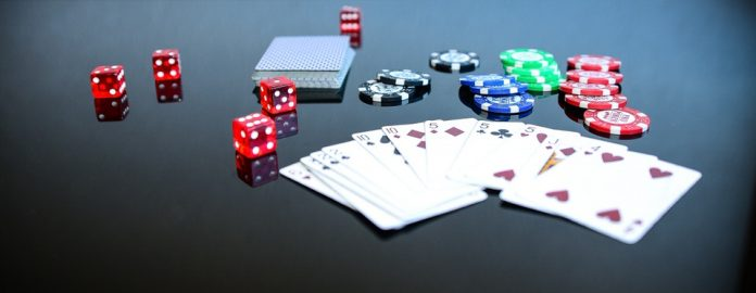 poker and investment