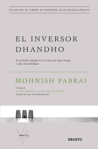 inversor dhandho de Mohnish Pabrai