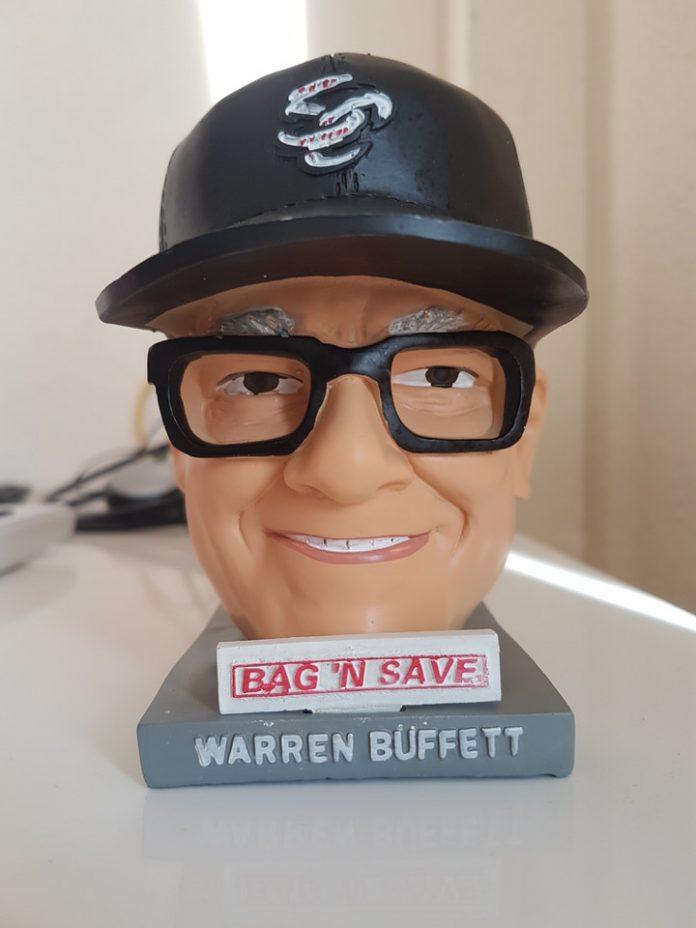 Warren buffett present